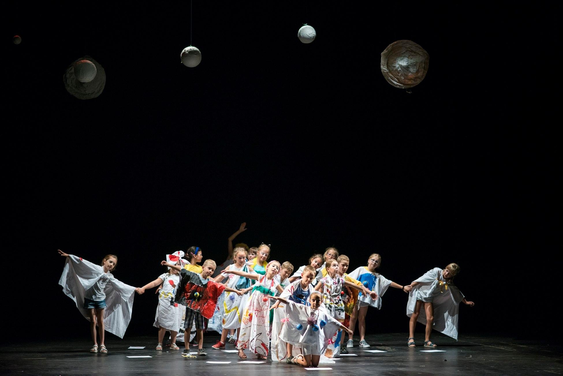 Denný divadelný tábor - Zaži svet divadla