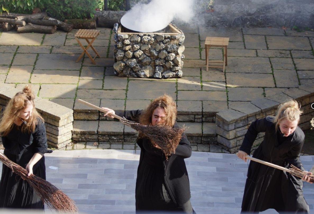 Čarodejnice z Plochozeme