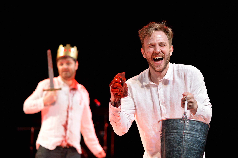 Kompletný Shakespeare zhltnutý za 120 minút