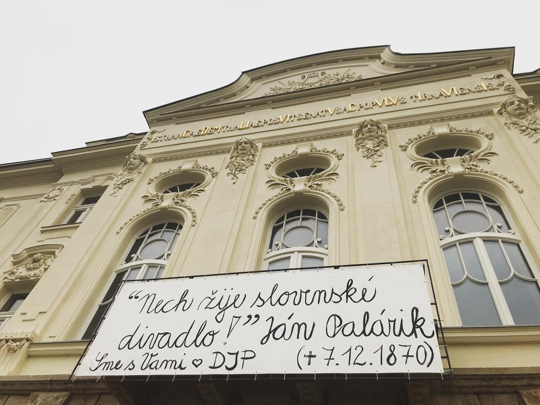 Dnes si pripomíname 150 rokov od úmrtia patróna nášho divadla Jána Palárika